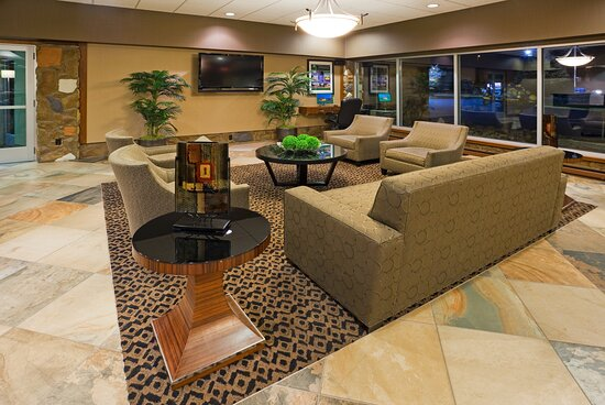 Modern Hotel lobby ready to Welcome You