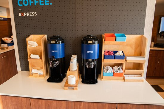 Did you say coffee? Don't forget to take a cup to go.