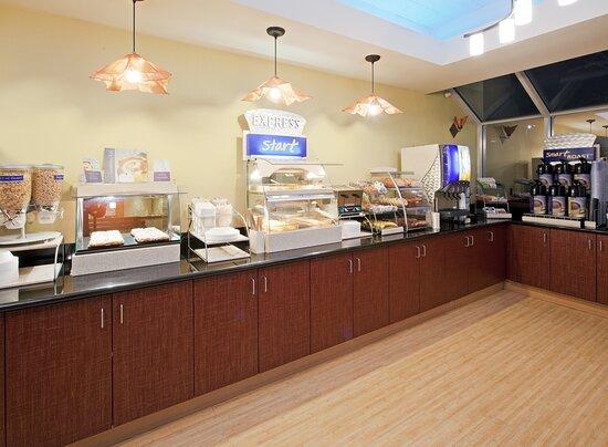 Berkeley Hotel Breakfast Area