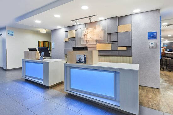 Welcome to Holiday Inn Express Winnipeg - Polo Park!