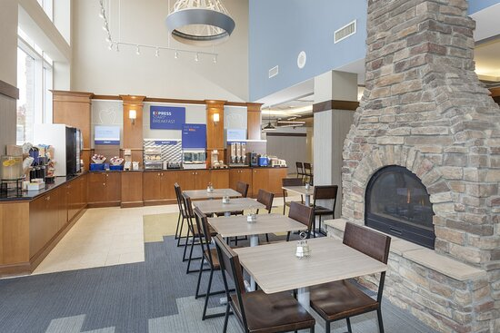 Enjoy a peaceful guest lounge with fireplace