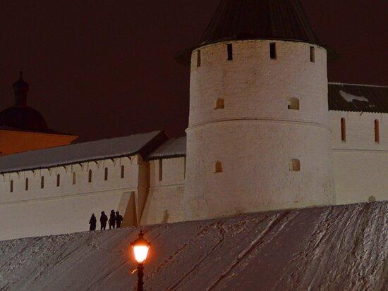 South-West Tower of Kazanskiy Kreml