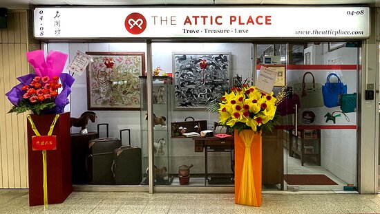 The Attic Place