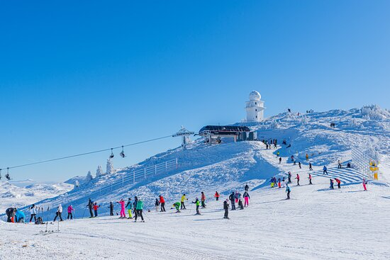 Jahorina is the mountain you must love, it is the mountain for everyone and affects everyone's taste! https://www.oc-jahorina.com/en/
