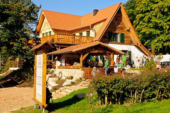 Das Sommerausflugsziel Lauschhütte