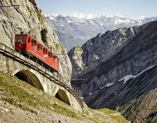 Pilatus Railway (Pilatus-Bahnen AG)