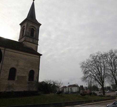Église Saint-Martin de Quétigny