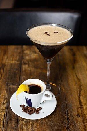Fresh Espresso Martini