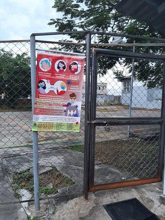 Girardot, Colombia: Manueles informativos del manejo de covid-19