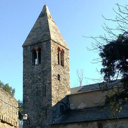 Sestri Levante.Chiesa millenaria di San Nicolò