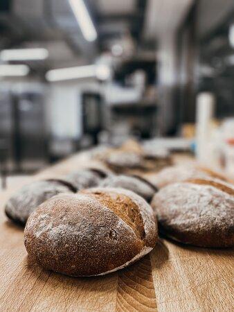 Хлеб на закваске собственного приготовления