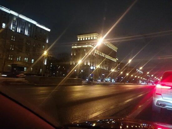 Leningradskiy  Avenue