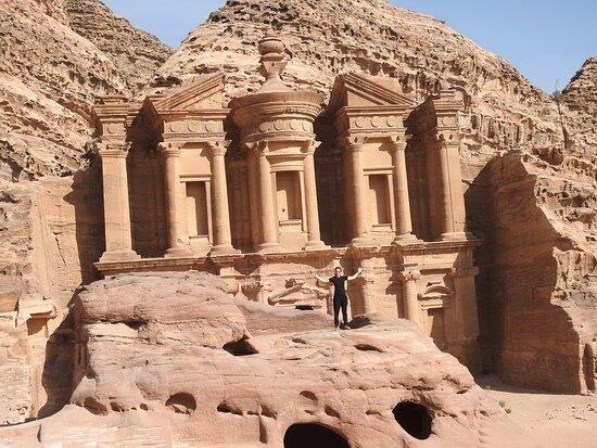 Petra the Monastery