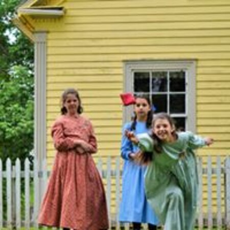 """Visitors of all ages are invited to get dressed up and """"Step Into 1867"""" at Sherbrooke Village. Nova Scotia's largest provincial museum."""