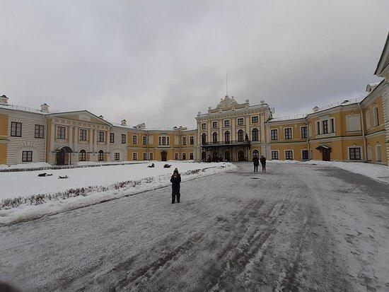 Tver, Rusia: Путевой дворец