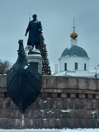 Tver, Rusia: Афанасию Никитину