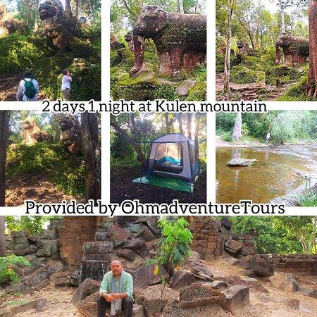 United States: Kulen Mountain Camping Tour