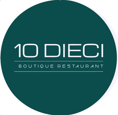 The Brand Identity of Dieci.
