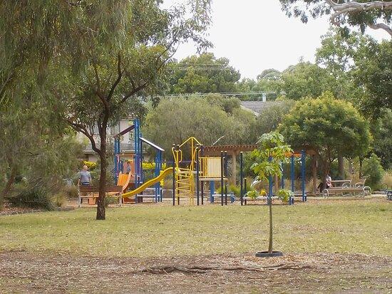 Beaumaris, Australia: playground