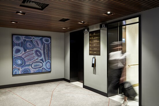 Key access destination lifts provide a secure stay experience