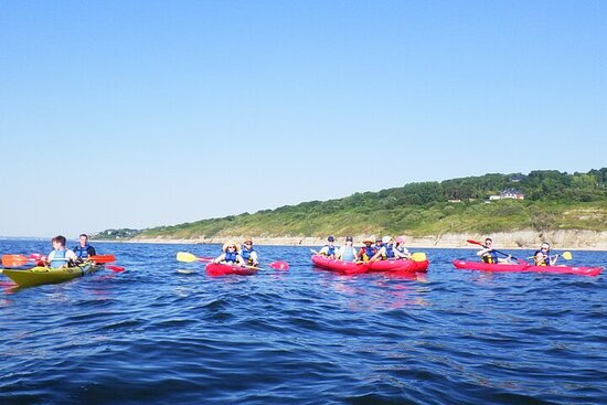 Private Kayaking Tour in Trouville-sur-Mer