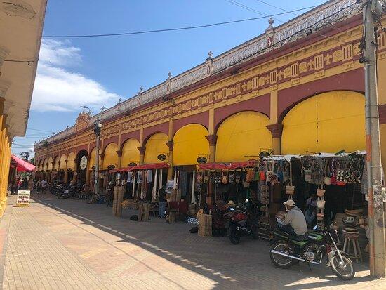 Mercado Publico de Santa Cruz de Lorica