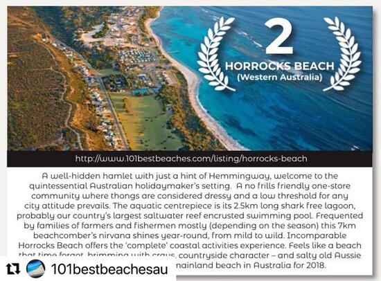 Horrocks, ออสเตรเลีย: Australia's Best Mainland Beach 2018