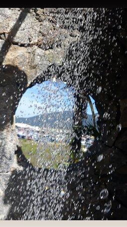 Essa vista enquanto refresca na ducha após um dia de praia