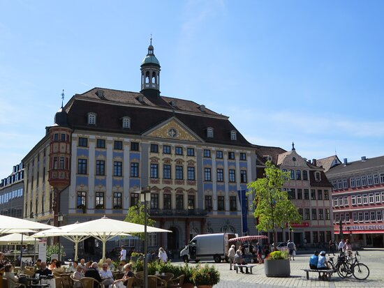 Rathaus - Buergerbuero
