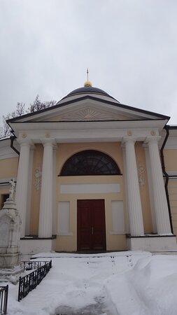 Церковь Архангела Михаила, Донской монастырь