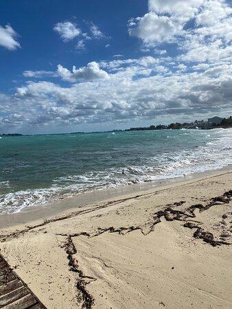Bahamas vacation in January 2021