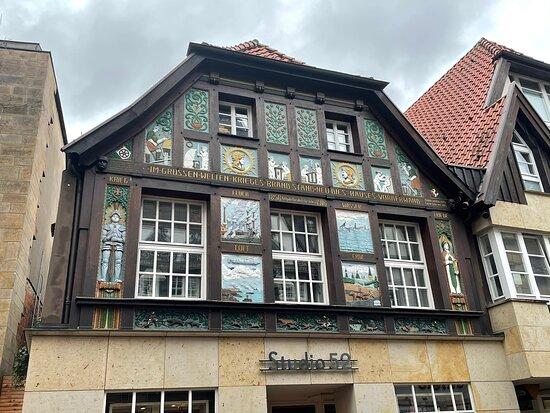 Altstadt und Steinwerke - Osnabrück