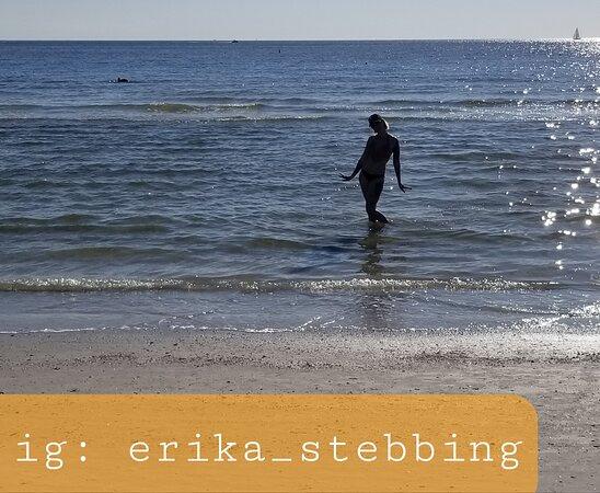 @Erika_Stebbing near the Pier. Fort Myers Beach, FL.