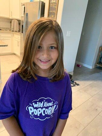 popcorn smiles