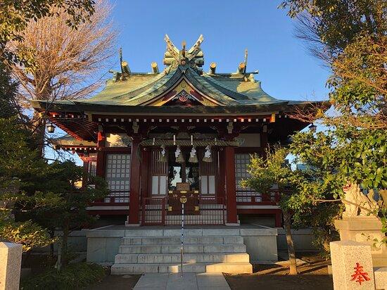 Yatsurugi Shrine