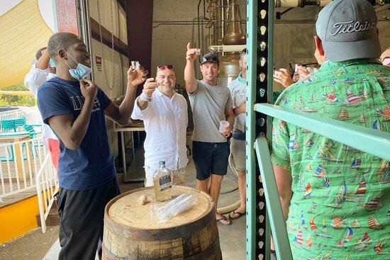 Luna Rum Distillery
