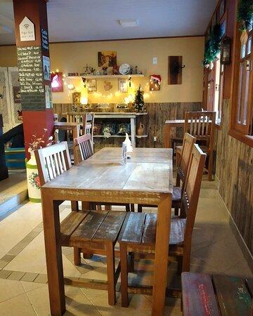 Algumas delícias do Do Quintal Café e Bistrô
