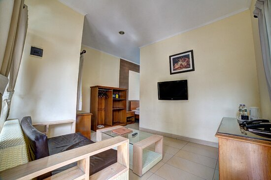 Living Room - Bungalow Dolphin 2 Bed Room