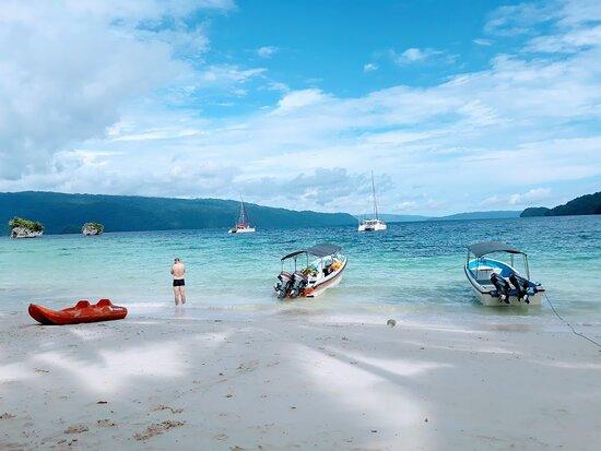 Kaimana, Indonesia: Wa'ala Beach