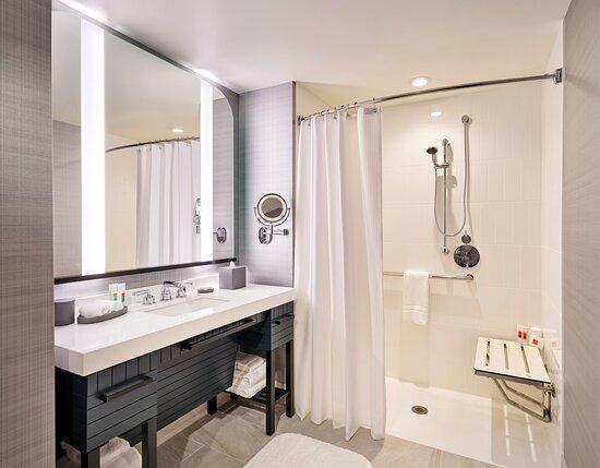 ADA Bath Roll In Shower