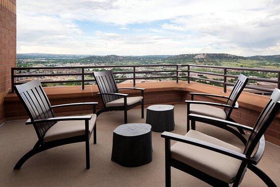 Balcony Suite - Balcony & View