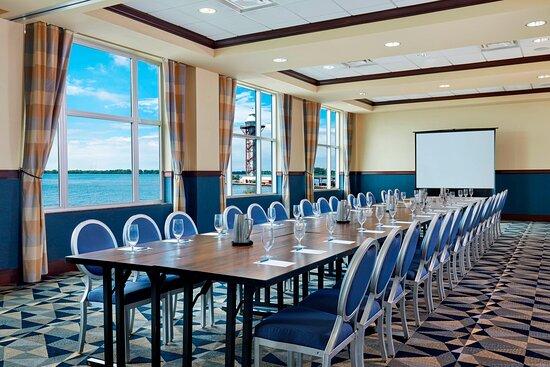 Safe Harbor & Wolverine Meeting Rooms - Conference Setup