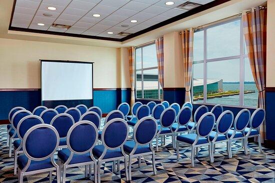 Otter Meeting Room - Theater Setup