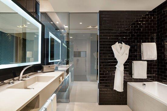 Wonderful Bathroom - Separate Tub & Shower