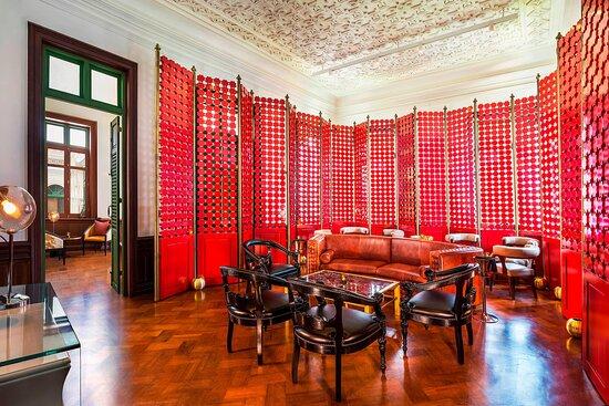 Ruby Room - Upstairs