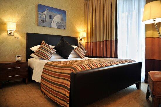 Guest Bedroom in the Three Bedroom Suite