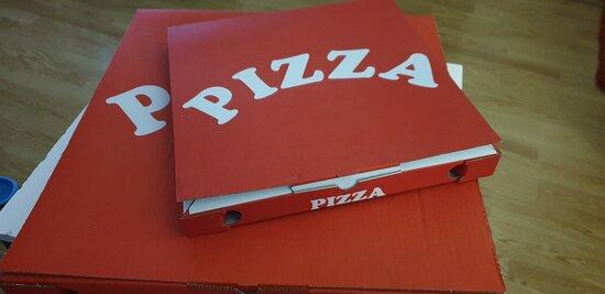 Osijek-Baranja County, Croatia: Pizza