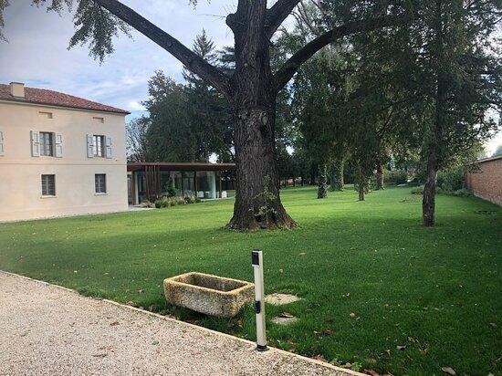 Sabbioneta, Italy: Villa Cantoni Marca - Parco Cappuccini foto esterno
