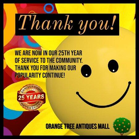 Orange Tree Antiques Mall