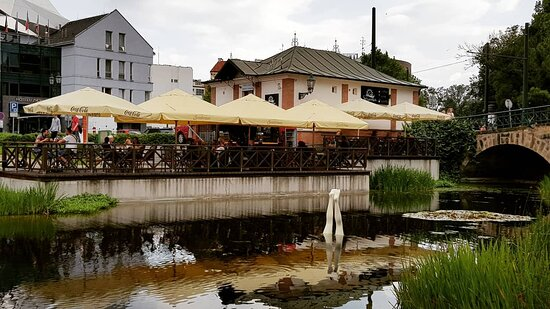 Strouha Plzeň - Mlýnská strouha Plzeň